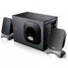 Edifier Speaker M1370BT - Bluetooth - 34 Watt - Black
