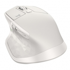 Logitech MX MASTER 2S Wireless Mouse Light Grey