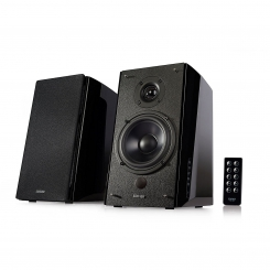 Edifier R2000DB Bluetooth Bookshelf Speakers - Black