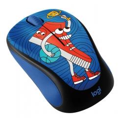 Logitech M238 Doodle Sneakerhead Wireless Mouse