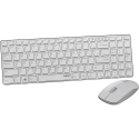 Rapoo X9310 Wireless Keyboard and Mouse White