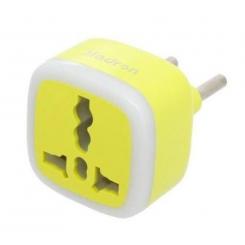 مبدل برق هادرون مدل A10 زرد