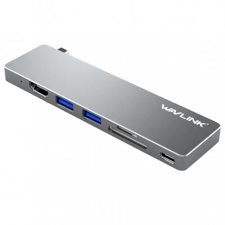 USB هاب شش پورت ویولینک WL-UHP3404M