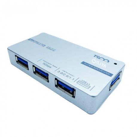 هاب USB 3.0 چهار پورت تسکو THU 1110