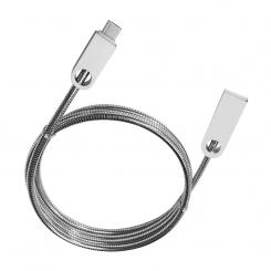 کابل تبدیل USB به USB-C تسکو TC 95 مشکی