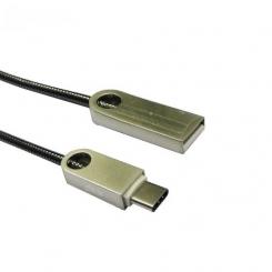 کابل تبدیل USB به USB-C تسکو TC 95 طلایی
