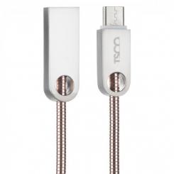 کابل تبدیل USB به USB-C تسکو TC 95 رزگلد