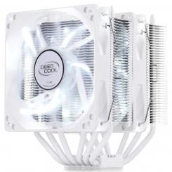 فن پردازنده / خنک کننده سی پی یو ديپ کول NEPTWIN V2 سفید