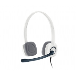 Logitech Stereo Headset H150 Cloud White
