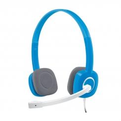 Logitech Stereo Headset H150 Sky Blue