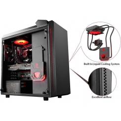 کیس کامپیوتر دیپ کول BARONKASE LIQUID