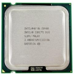 سی پی یو / پردازنده اینتل E8400 بدون باکس و فن