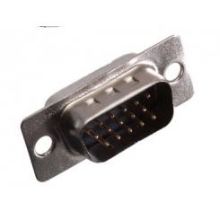 سوکت مانیتور 15 پین VGA نری + کاور