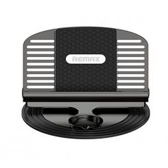 پایه نگه دارنده و شارژر گوشی موبایل ریمکس RC-FC2 LETTO مشکی
