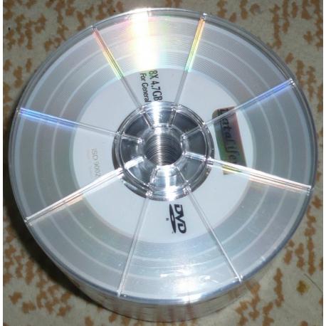 پک 50 تایی DVD خام دیتا لایف Datalife ایرانی (دی وی دی خام)