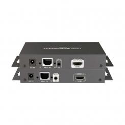اکستندر تصویر HDMI برند لنکنگ مدل LKV383Matrix (انتخاب ورودی-خروجی)
