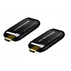 اکستندر بی سیم دانگلی HDMI برند لنکنگ مدل LKV388mini تا ۱۵ متر