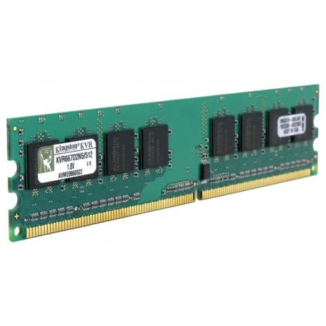 رم DDR2 باس 667 ظرفیت 512 مگ