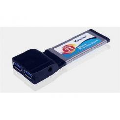 کارت نوت بوک USB 3.0 PCMCIA