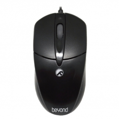 Beyond BM-1214 Wired Optical Mouse