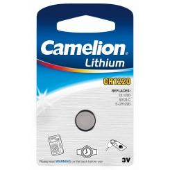باتری سکه ای لیتیومی کملیون CR1220