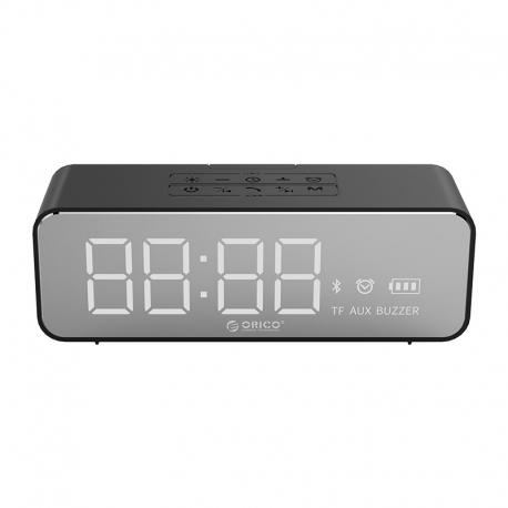اسپیکر بلوتوثی ، پرتابل ، ضد آبی همراه با ساعت دیجیتالی اوریکو SOUNDPLUS-C1