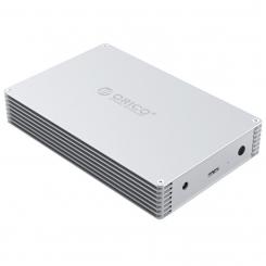 باکس هارد ۳.۵ اینچ آلومینیومی USB3.0 مدل ORICO DY351U3