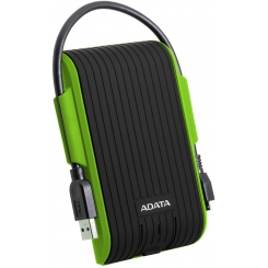 ADATA HD725 External Hard Drive - 1TB Green