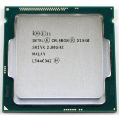 سی پی یو بدون باکس اینتل مدل Intel Celeron G840