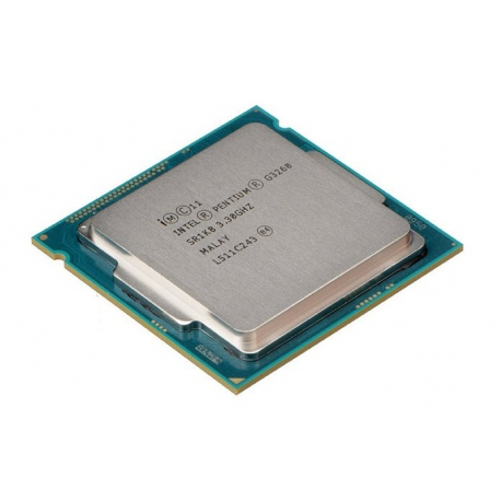 سی پی یو بدون باکس اینتل مدل Intel Pentium G3260