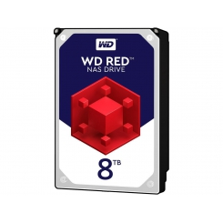 هارد اینترنال RED وسترن دیجیتال ظرفیت 8 ترابایت