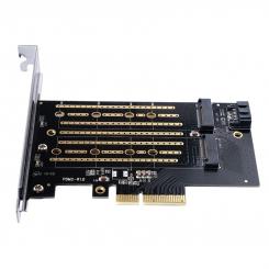 کارت PCI-E حافظه M.2 اوریکو مدل ORICO PDM2