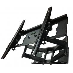 پایه دیواری مانیتور / تلویزیون مدل W3 مناسب برای سایز 30 تا 65 اینچ