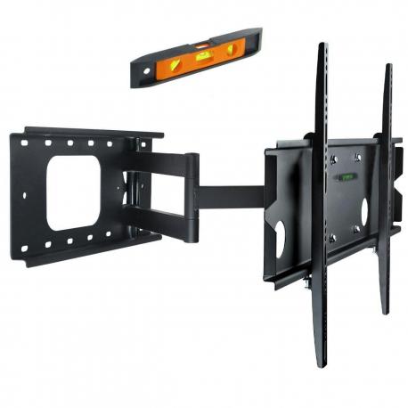 پایه دیواری تلویزیون / مانیتور مدل W4 مناسب برای سایزهای 32 تا 52 اینچ