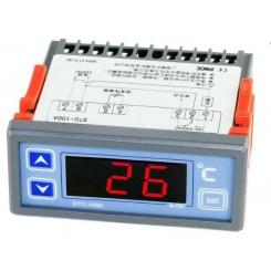 ترمومتر دیجیتال شبکه STC-100A