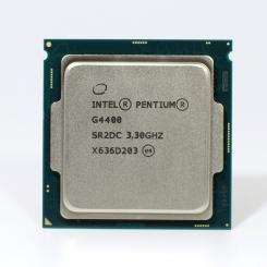 Intel Pentium G4400 CPU TRAY - طلق و فن / بدون باکس