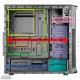 کیس کامپیوتر گرین مدل Green Oraman Plus