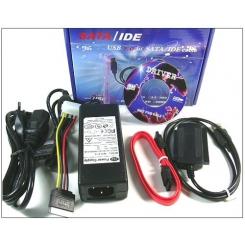 تبدیل USB به IDE & SATA