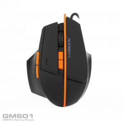 Green GM601 Gaming Mouse