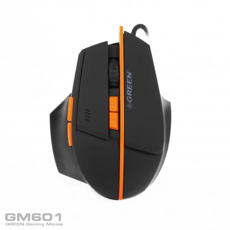 ماوس مخصوص بازی گرین مدل Green GM601