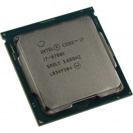 Intel Core i7-9700K Coffee Lake 9th Gen Tray Processor
