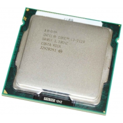 Intel Core i3 2120 LGA 1155 TRAY CPU - طلق و فن / بدون باکس