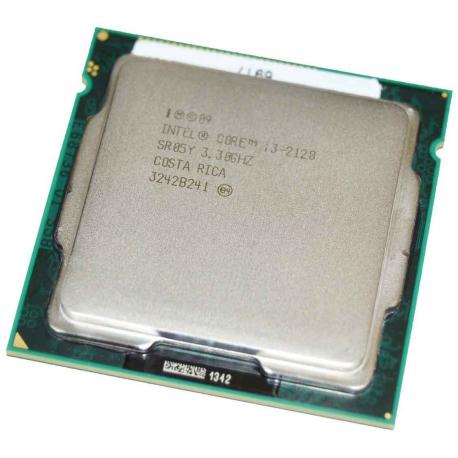 Intel Core i3 2120 LGA 1155 TRAY CPU - طلق و فن / بدون باکس
