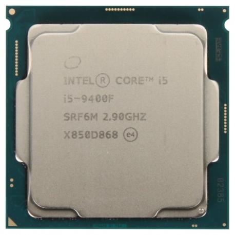 سی پی یو بدون باکس اینتل مدل Intel Core i5 9400F