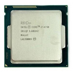 Intel Core i7 4790 CPU TRAY - طلق و فن / بدون