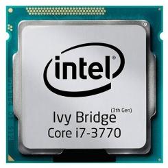 سی پی یو بدون باکس اینتل مدل Intel Core i7 3770