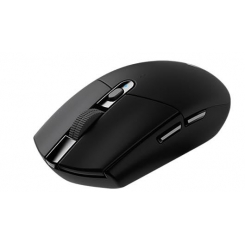 Logitech G305 Wireless Optical Mouse Black