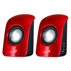 Genius Speaker SP-U115 RED