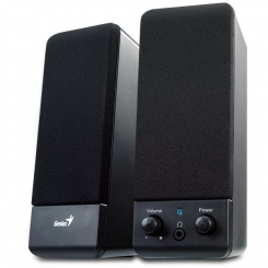 Genius SP-S110U Stereo USB Powered Speakers