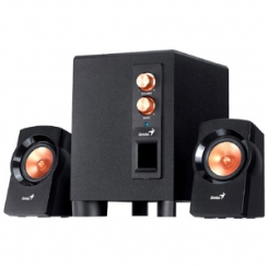 Genius Powerful 3-Piece Speaker SW-2.1 360
